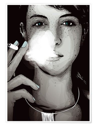 Póster smoking #1