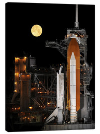Lienzo  Space shuttle Discovery - Stocktrek Images