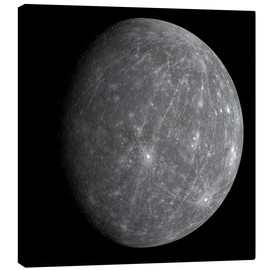 Lienzo  Planet Mercury
