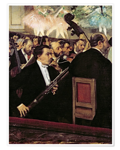 Póster The Opera Orchestra