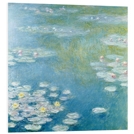Forex  Nympheas at Giverny - Claude Monet