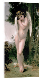 Cuadro de metacrilato  Cupid - William Adolphe Bouguereau