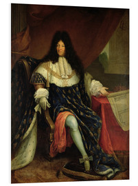 Cuadro de PVC  Louis XIV - French School