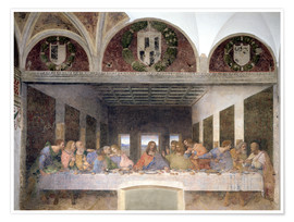 Póster The Last Supper