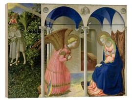 Madera  The Annunciation - Fra Angelico