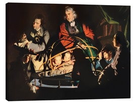 Lienzo  The Orrery - Joseph Wright of Derby