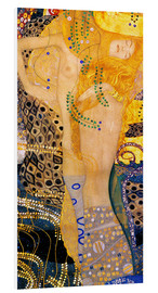 Forex  Water Serpents I - Gustav Klimt