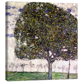 Lienzo  The Apple Tree II - Gustav Klimt