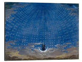 Aluminio-Dibond  The Palace of the Queen of the Night - Karl Friedrich Schinkel