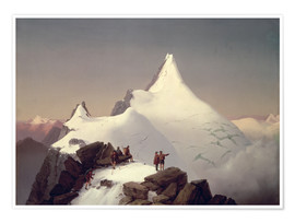 Marcus Pernhart - View of the Grossglockner mountain