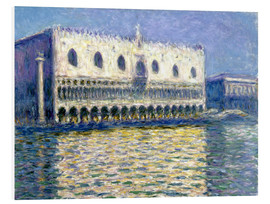 Forex  The Ducal Palace - Claude Monet