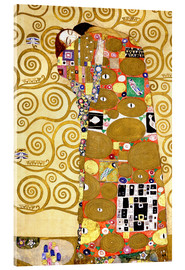 Metacrilato  The Tree of Life (Fulfilment) - Gustav Klimt