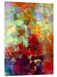 Forex  Stained Paint - Wolfgang Rieger
