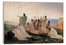 Madera  Pythagoreans' Hymn to the Rising Sun - Fedor Andreevich Bronnikov