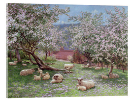 Cuadro de metacrilato  Appleblossom - William Biscombe Gardner