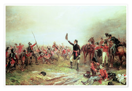 Póster The Battle of Waterloo