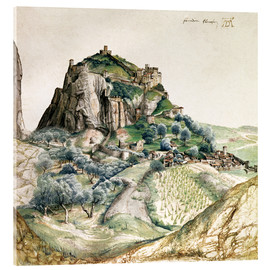 Cuadro de metacrilato  View of the Arco Valley in the Tyrol - Albrecht Dürer