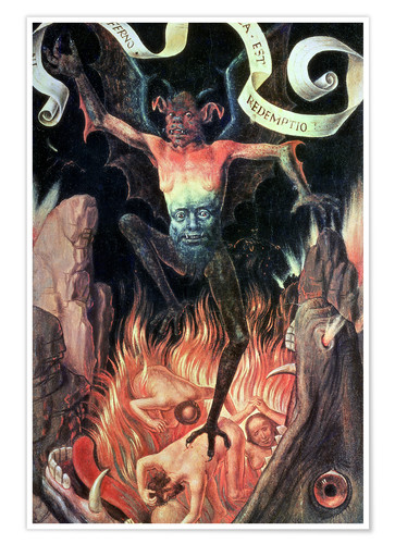 Póster Hell