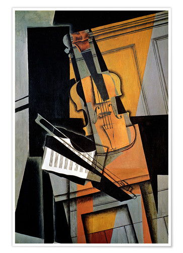 Póster The Violin