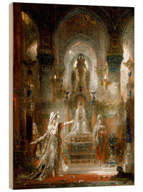 Madera  Salome dancing before Herod - Gustave Moreau