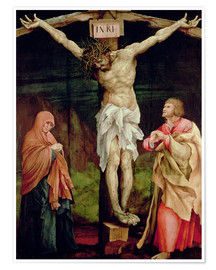 Póster The Crucifixion