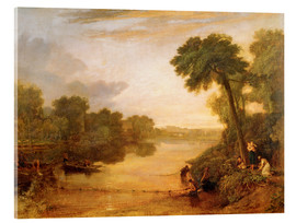 Cuadro de metacrilato  The Thames near Windsor - Joseph Mallord William Turner