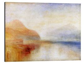 Cuadro de aluminio  Inverary Pier - Joseph Mallord William Turner