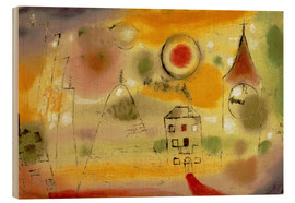 Paul Klee - Winter Day Just Before Noon