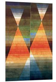 Forex  Double Tent - Paul Klee
