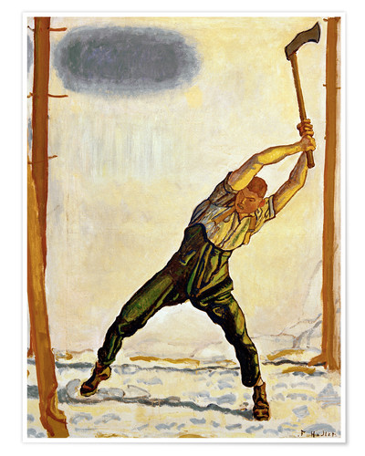 Póster The Woodcutter