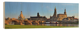 Madera  Dresden Canaletto view - Fine Art Images