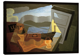 Lienzo  View of the Bay - Juan Gris