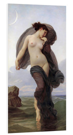 Cuadro de PVC  Atardecer - William Adolphe Bouguereau