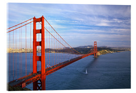 Cuadro de metacrilato  Puente Golden Gate - Chuck Haney