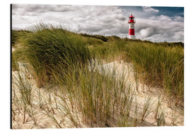 Cuadro de aluminio  Lighthouse List East (Sylt) - Dirk Wiemer