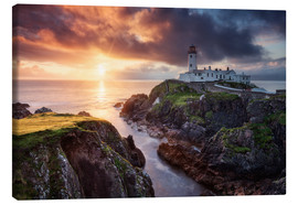 Lienzo  Fanad Light - Michael Breitung
