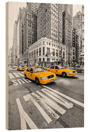 Madera  New York Yellow Cab - Marcus Klepper