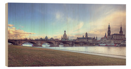 Madera  Dresden, as viewed by Canaletto earlier - Steffen Gierok