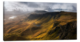 Lienzo  Scotland - Isle of Skye - Highlands - Tobias Richter