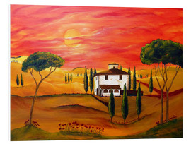 Forex  Warmth of Tuscany - Christine Huwer