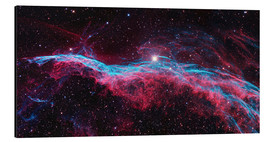 Cuadro de aluminio  Witch's Broom Nebula - Ken Crawford
