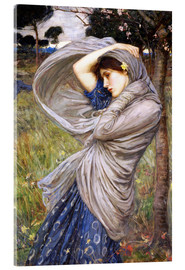 Cuadro de metacrilato  Bóreas - John William Waterhouse