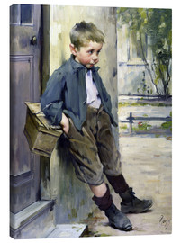 Lienzo  Out of the Game - Henri Jules Jean Geoffroy
