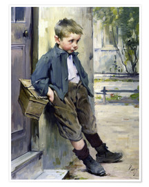 Póster  Out of the Game - Henri Jules Jean Geoffroy