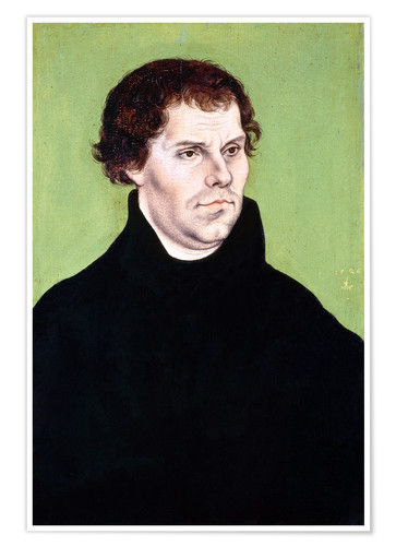 Póster Martin Luther