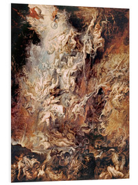 Forex  The Descent into Hell of the Damned - Peter Paul Rubens