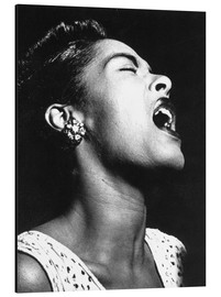 Aluminio-Dibond  Billie Holiday
