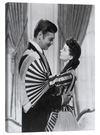 Lienzo  Gone With The Wind, 1939