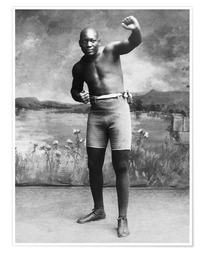Póster Jack Johnson