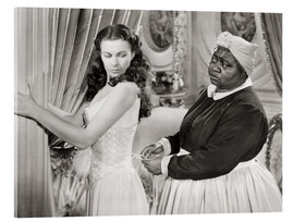 Cuadro de metacrilato  Gone With The Wind, 1939